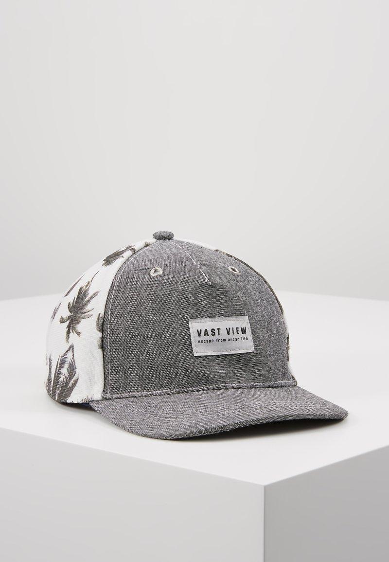 Döll - TEENS BASEBALLMÜTZE PALMEN - Cap - grey/white