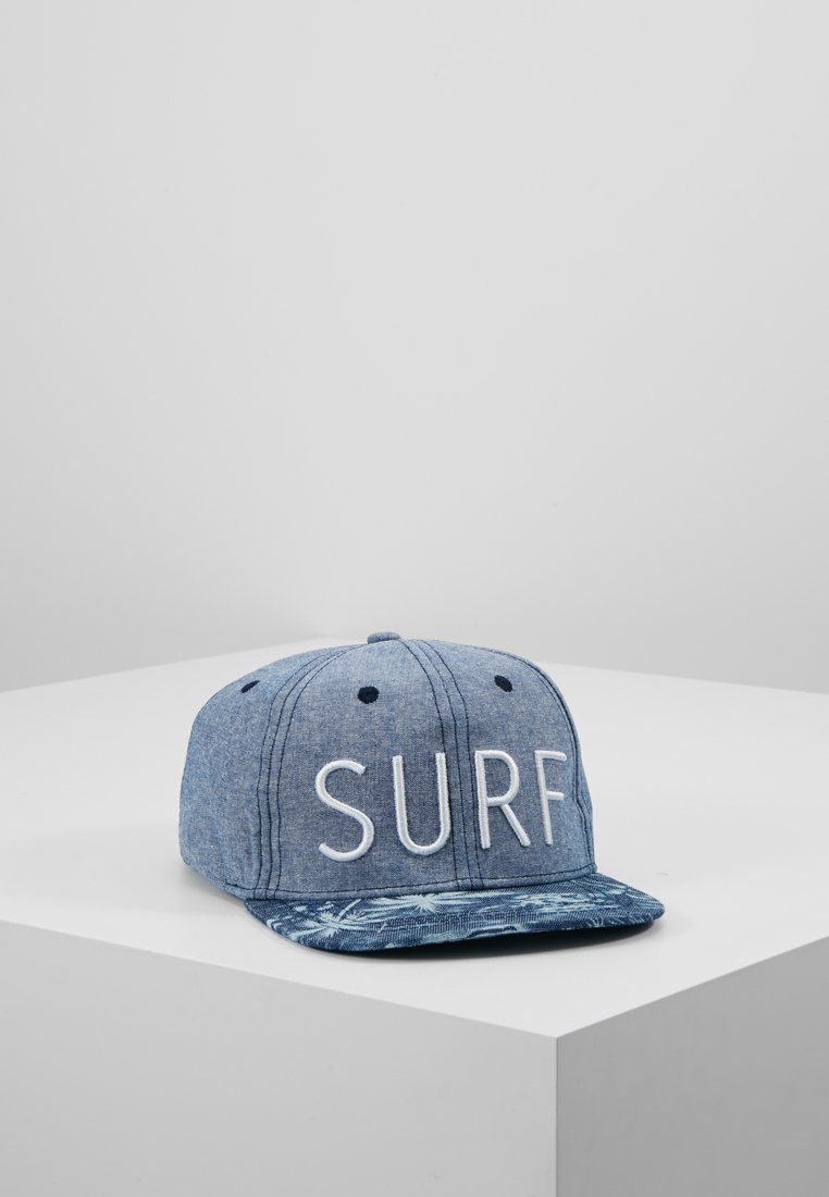Döll - TEENS BASEBALLMÜTZE SURF - Cap - blue denim