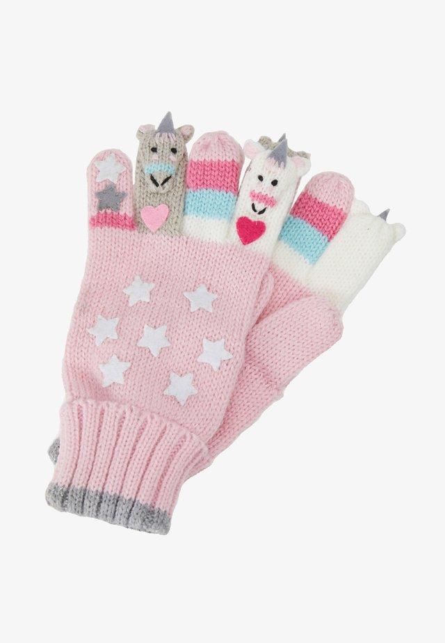 Gloves - bunt