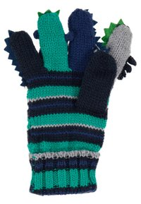 Döll - Fingerhandschuh - grün - 2