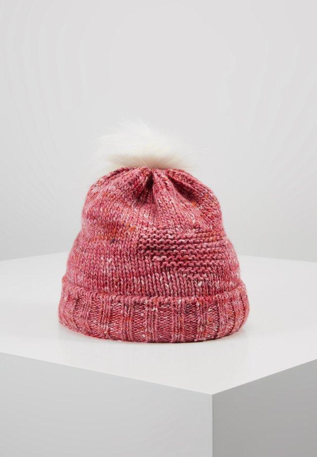 Czapka - pink