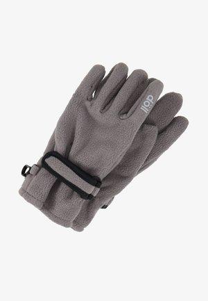 Rękawiczki pięciopalcowe - grau
