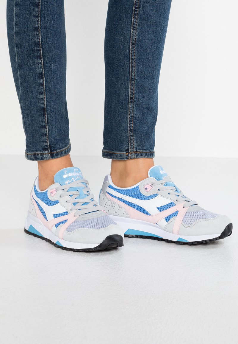 Diadora - N9000 - Sneakers - alaskan blue/pristine