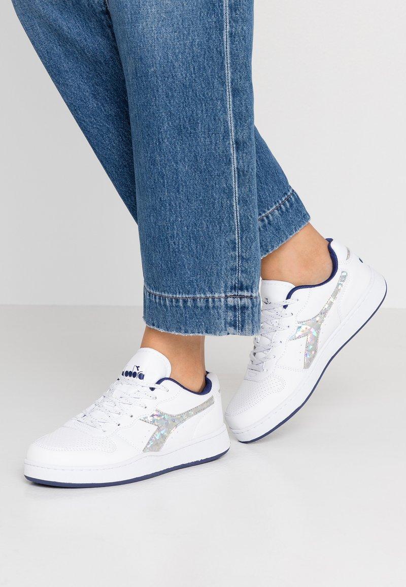 Diadora - PLAYGROUND - Sneakers - white
