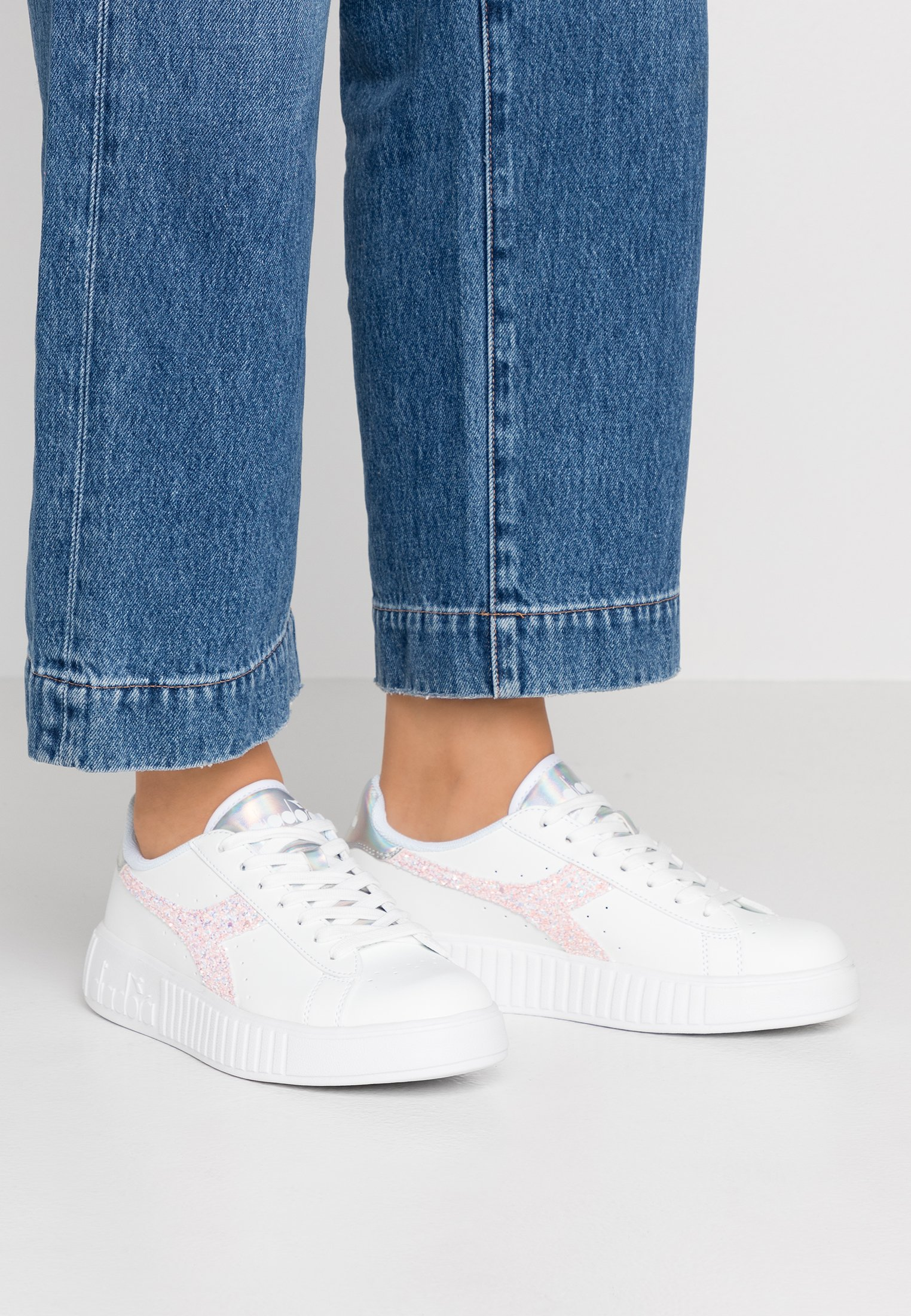 GAME STEP Sneakers basse white