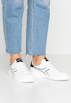 GAME  - Sneakers laag - white