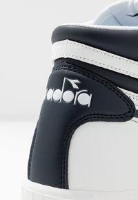 Diadora - GAME  - Sneakers hoog - white/blue denim - 2