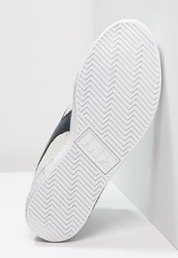 Diadora - GAME WAXED - Sneakers hoog - white/blue caspian sea - 4