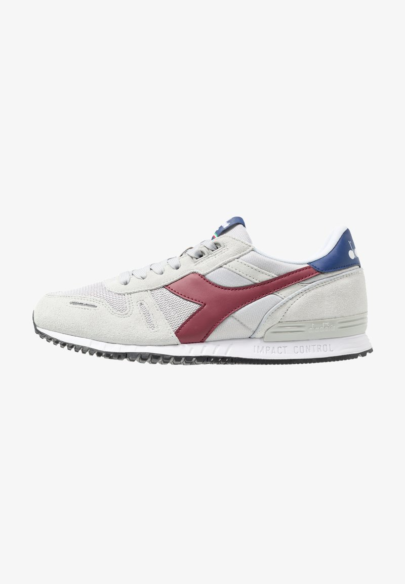 Diadora - TITAN II - Sneakers laag - dawn blu/burnt red/twilight blu