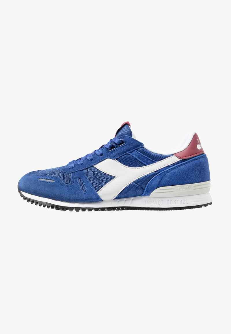Blu Diadora Blu Titan burnt dawn IiBaskets Basses Red Twilight dCWQxEroeB