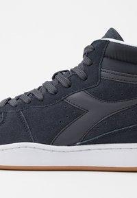 Diadora - PLAYGROUND - Sneakers hoog - ombre blue - 5
