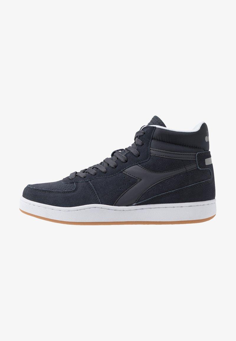 Diadora - PLAYGROUND - Sneakers hoog - ombre blue