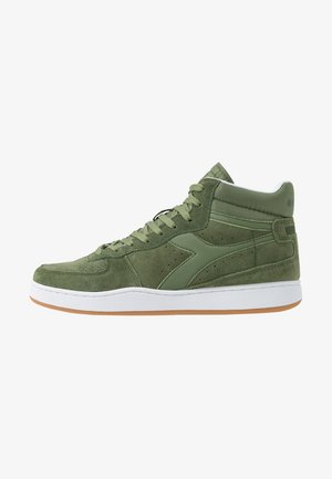 PLAYGROUND - Sneaker high - green loden