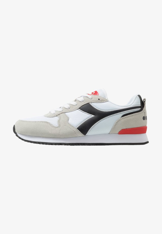 OLYMPIA - Sneakers laag - white /black
