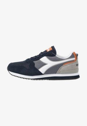 OLYMPIA - Sneakersy niskie - blue denim