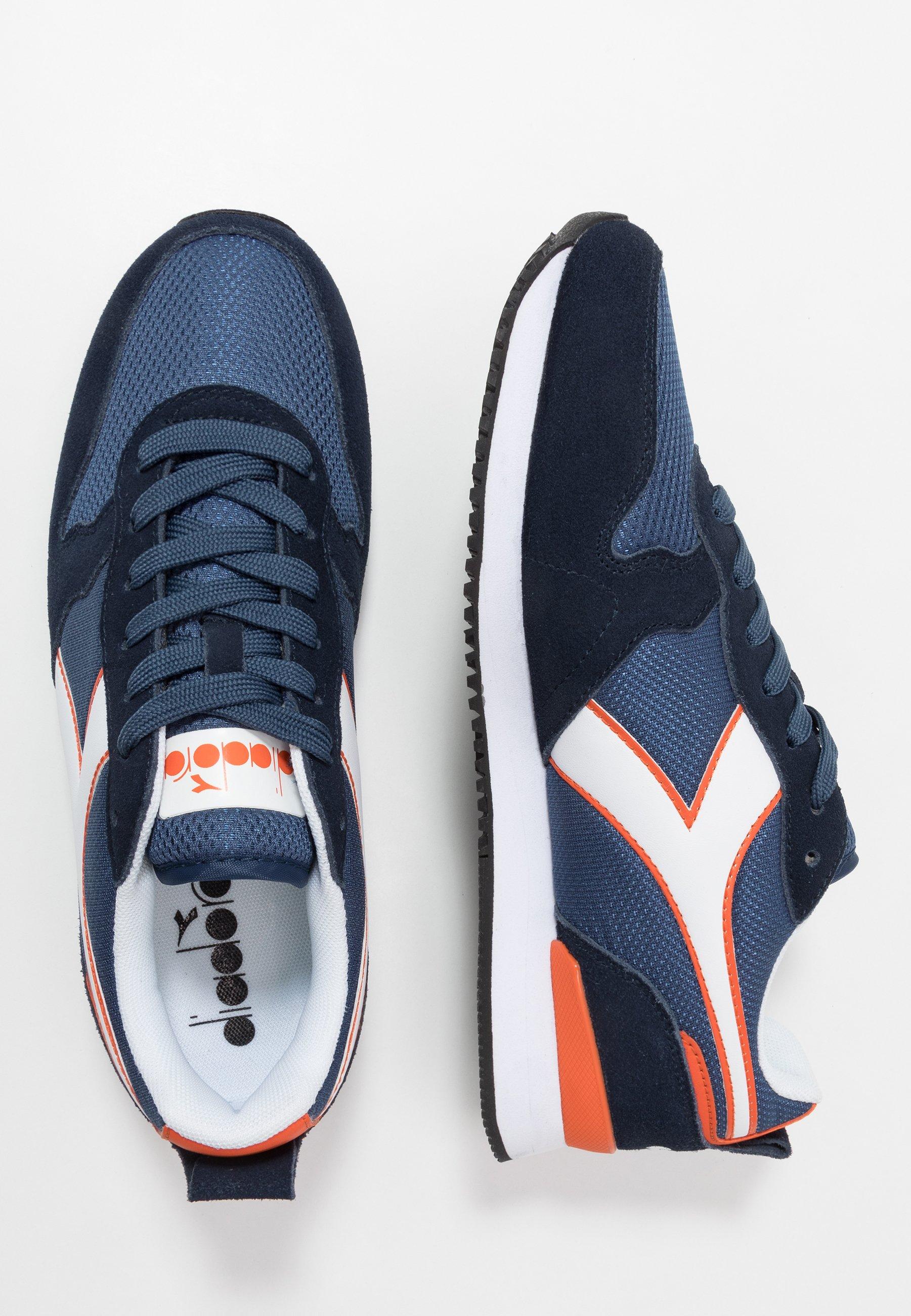 Diadora OLYMPIA - Sneakers - ensign blue