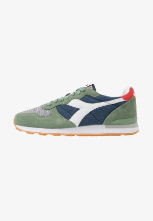 SUMMER - Sneakers basse - dark denim/hedge green