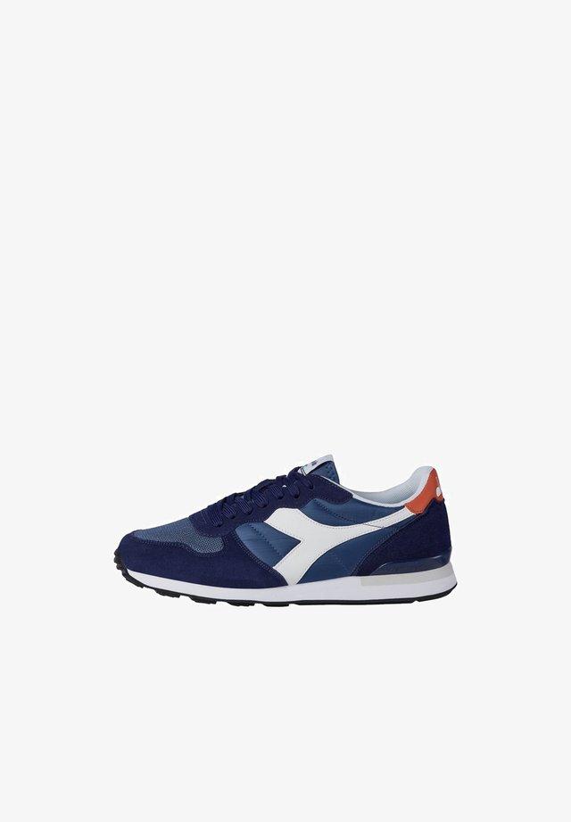 Sneaker low - medieval blue