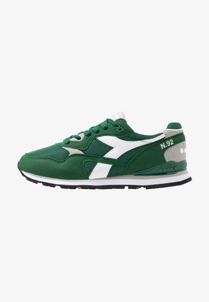 N.92 - Trainers - greener pastures