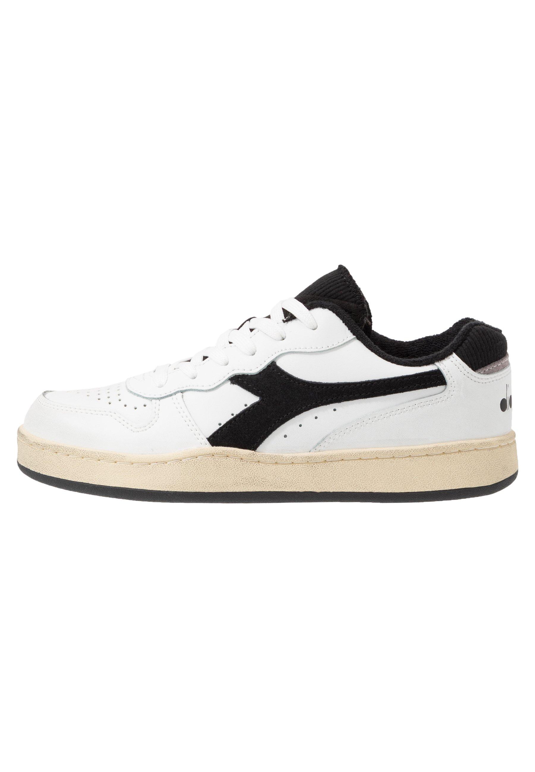 Diadora Basket Used - Sneaker Low White/tomato Puree Black Friday
