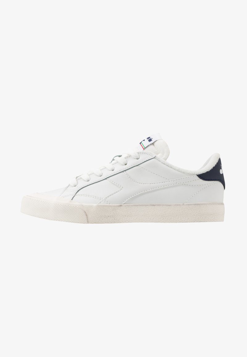 Diadora - MELODY DIRTY - Trainers - white/corsair