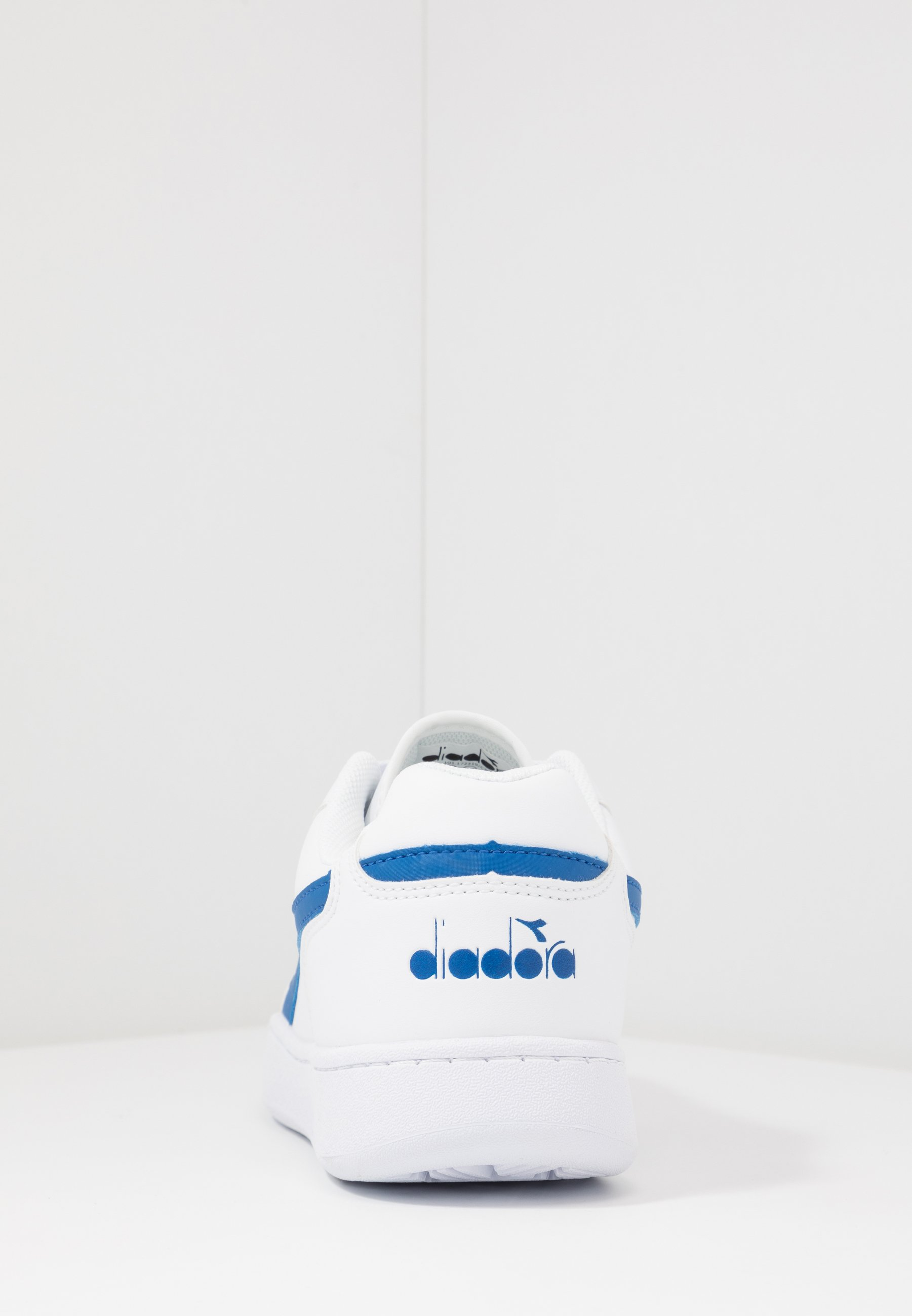 Diadora PLAYGROUND - Sneakers basse - white/blue