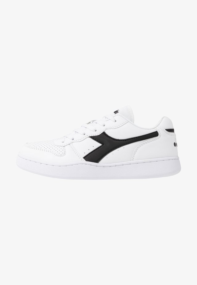 PLAYGROUND - Sneakers laag - white/black