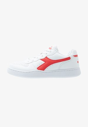 PLAYGROUND - Trainers - white/red