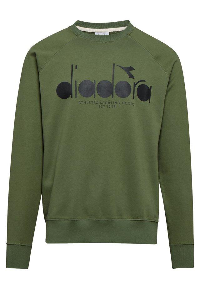 PALLE - Sweatshirts - 70225 - verde fungo