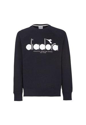 PALLE - Sweatshirt - nero-bianco ottico