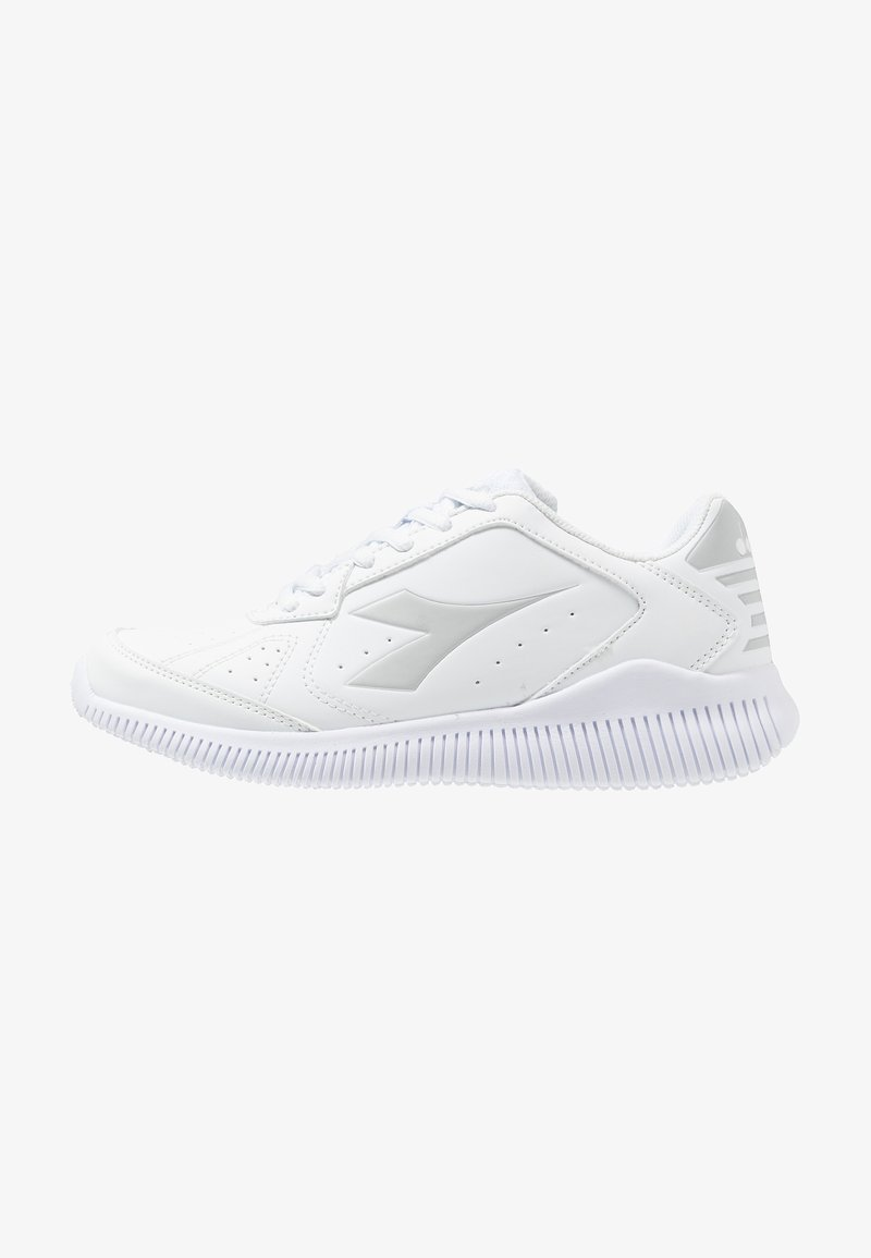 Diadora - EAGLE - Laufschuh Neutral - white/silver