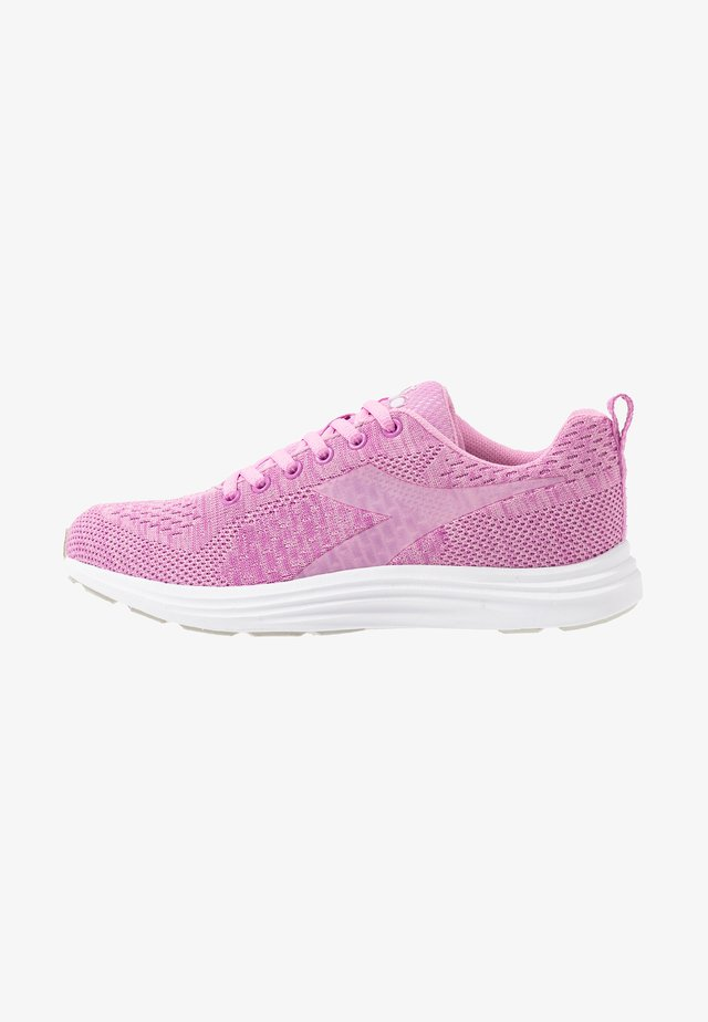 DINAMICA - Competition running shoes - pink lady/white