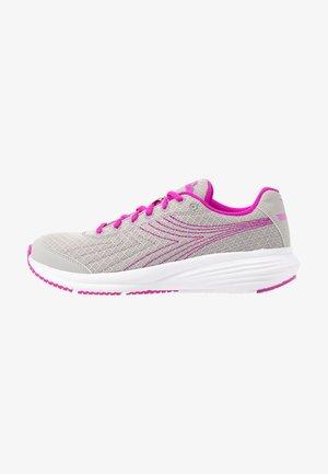 FLAMINGO 5 - Zapatillas de running neutras - silver/purple