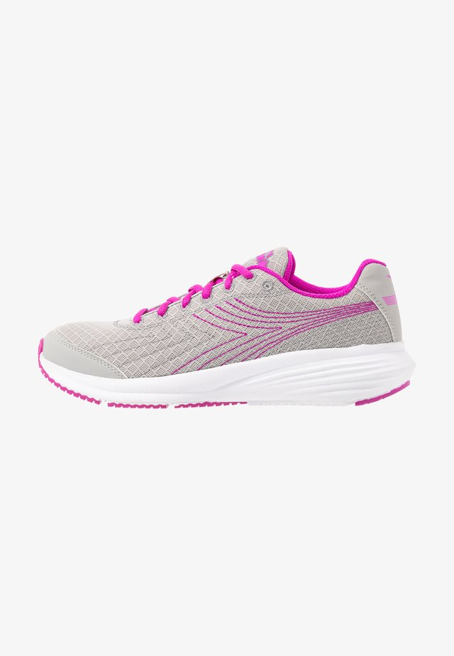 FLAMINGO 5 - Chaussures de running neutres - silver/purple