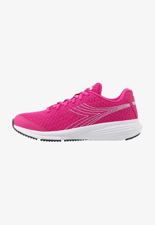 FLAMINGO 5 - Chaussures de running neutres - beetroot purple/white