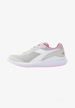 EAGLE 3 - Neutral running shoes - silver/beetroot purple