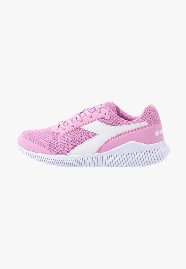 EAGLE 3 - Neutral running shoes - pink lady/white