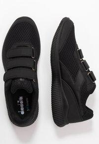 Diadora - EAGLE 3 - Sportieve wandelschoenen - black - 1