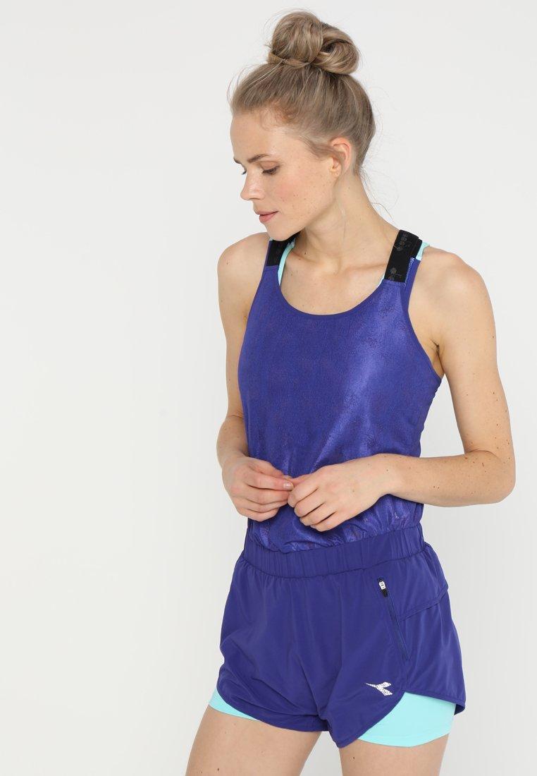 Diadora - Trainingsanzug - blue clematis