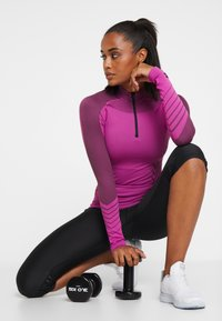 Diadora - ZIP ADV - Treningsskjorter - violet raspberry - 1