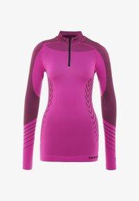 Diadora - ZIP ADV - Treningsskjorter - violet raspberry - 5