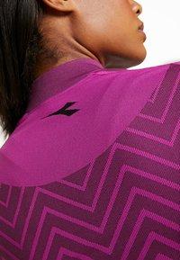 Diadora - ZIP ADV - Treningsskjorter - violet raspberry - 6