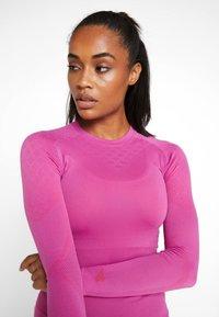 Diadora - ACT - T-shirt de sport - violet raspberry - 3