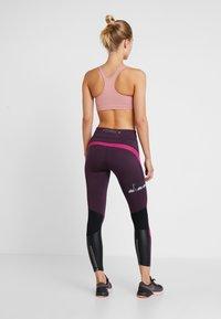 Diadora - FILAMENT PANT WINTER - Tights - violet perfect - 2