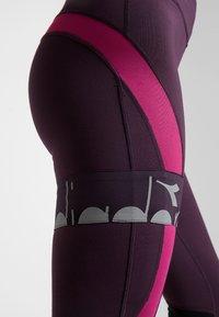 Diadora - FILAMENT PANT WINTER - Tights - violet perfect - 3