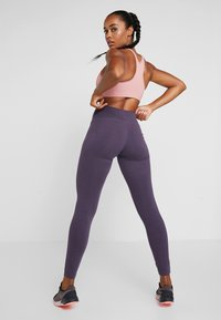 Diadora - LEGGINGS  - Punčochy - violet perfect - 2
