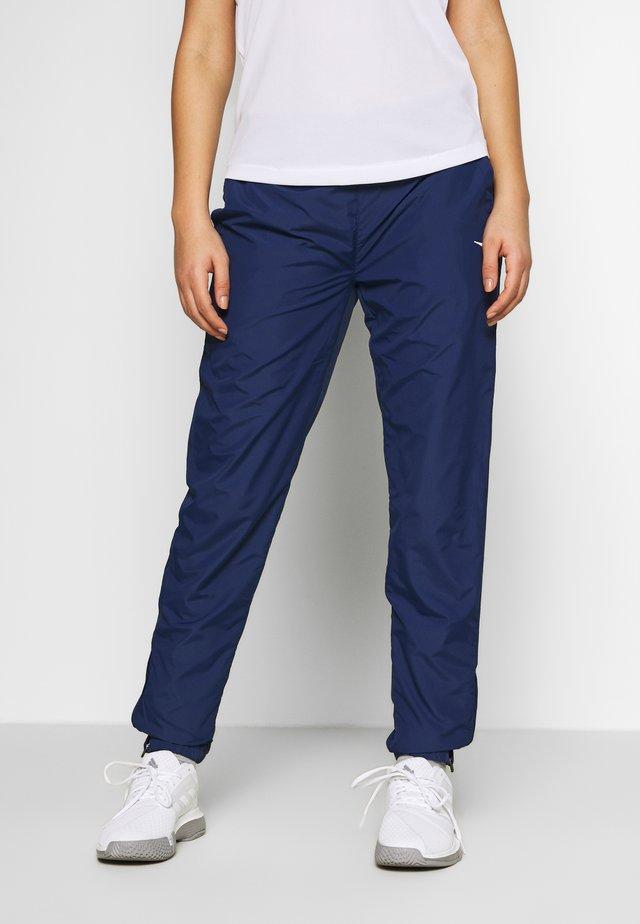 PANT COURT - Spodnie treningowe - saltire navy