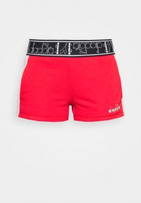 Diadora - SHORT BE ONE - Sports shorts - lively hibiscus red - 4