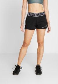 Diadora - SHORT BE ONE - Sports shorts - black - 0