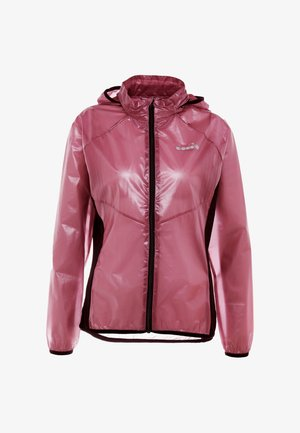 X-RUN JACKET - Chaqueta de deporte - violet boysenberry